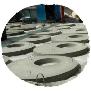Крышка плита перекрытия 1,5 м 1ПП 15-1